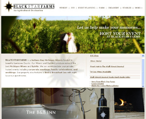 Black Star Farms web site