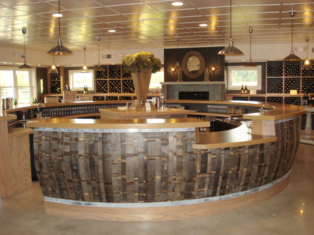 Old Mission Tasting Room - Black Star Farms