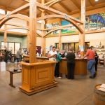 Suttons Bay tasting room