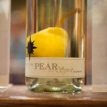 Pear in the Bottle Brandy