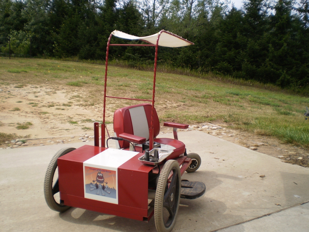 Grapes of Wrath rover