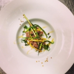 4th - Summer Squash and Duck Confit