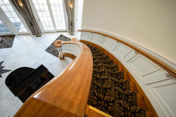Staircase Looking Down