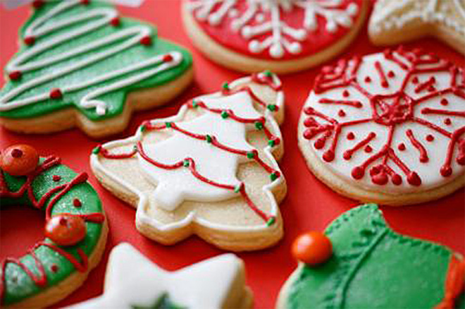 Decorating Christmas Cookies.Christmas Cookies Decorating Ideas Black Star Farms