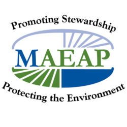 Logo and link to the Michigan Agriculture Environmental Assurance Program.