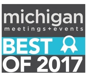 Michigan Meetings and Events Best Of Award for 2017