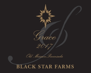 Label for the 2017 Grace.